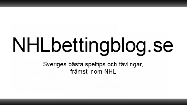 Två favoriter i final.