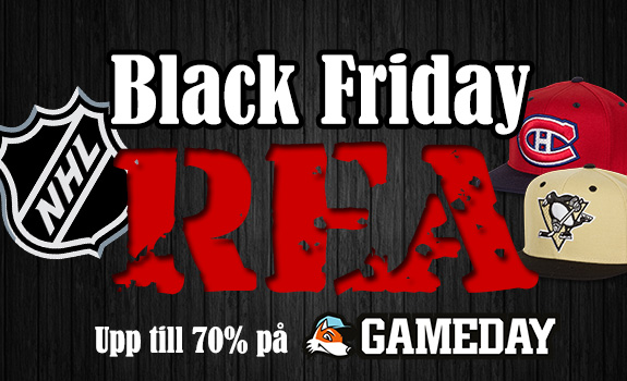 Gameday.se – Black friday